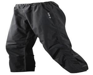 uk billig verkaufen Skate-Schuhe niedrigster Rabatt Details zu Vaude Fluid Pants, Damen schwarz Gr. 38, Regenhose Fahrrad  Radsport MTB Neu