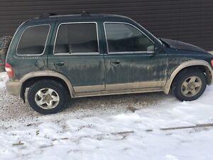 2002 Kia Sportage 4x4