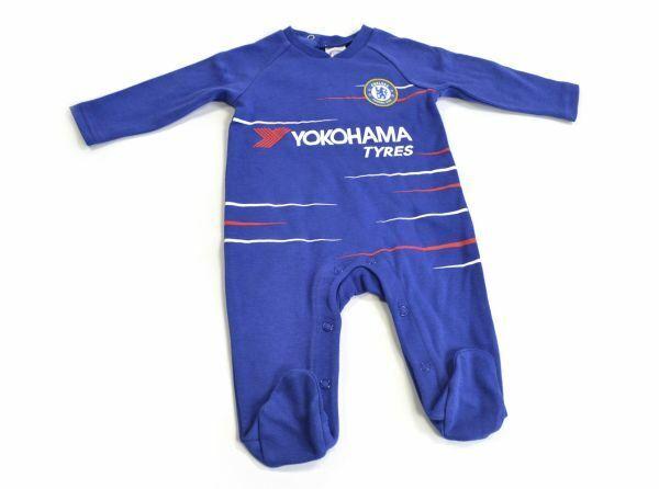 Sleepsuit 0//3 Mths Ts Chelsea F.c