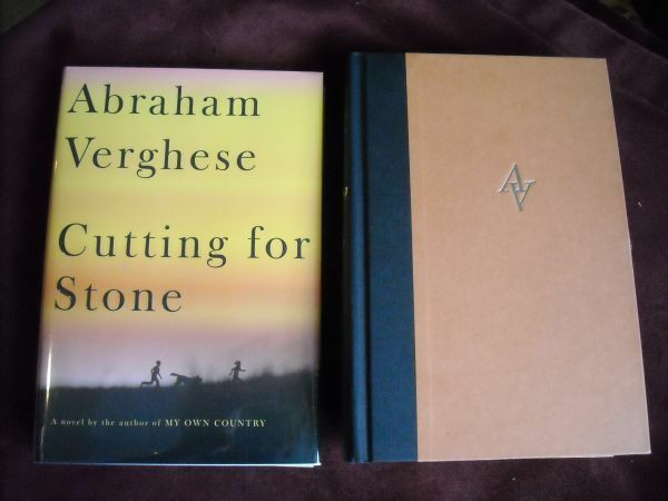 Abraham Verghese - CUTTING FOR STONE - 1ST