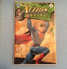 DC Universe Rebirth Superman Action Comics #957 Variant Cover 2 1st Print