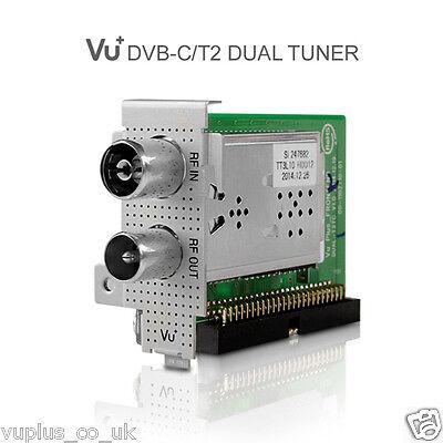 Vu + Hybrid Dual Dvb-t2 / T / C Modulo Sintonizzatore Per Vu + Assolo Se V2 Onu Ultimo Duo2- Regalo Ideale Per Tutte Le Occasioni