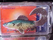 "Musky Innovations REALFISH SERIES 8"" CRAPPIE Big Freshwater Gamefish Lure"