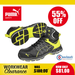 Details about Puma Safety ESD Work Boots with Toe Cap 633887 Track NEW