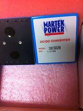 Dc To Dc Converter Martek Power Part 1815d28 Dc 112700 All Parts Brand New