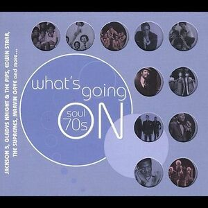 FREE US SHIP. on ANY 3+ CDs! NEW CD Various Artists: Soul 70's: What's Going On