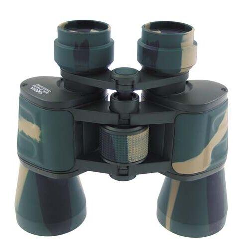 Binoculares  10 X 50 Bosque, 10-fache Ampliación, Dioptrienfeineinstellung  mejor calidad mejor precio