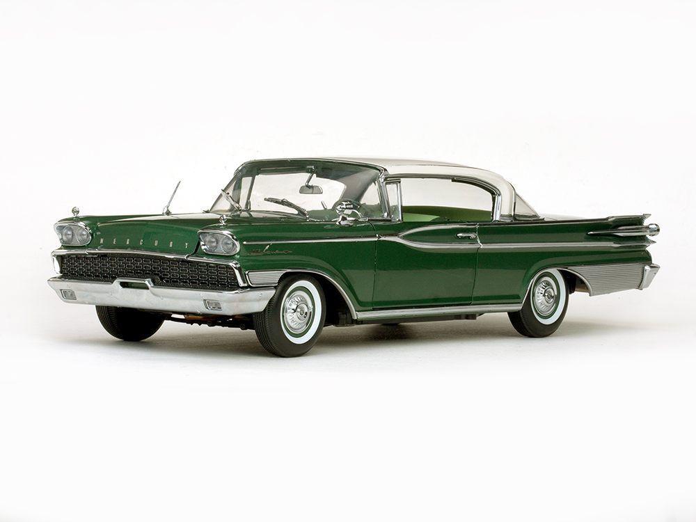 1959 Mercury Parklane verde 1:18 SunStar 5164