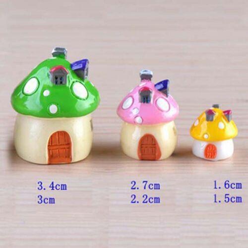 Miniature Animals Fairy Garden Landscape Figurine Bonsai Pot Fish Tank Craft HF