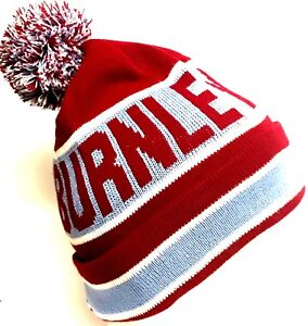 1d428ac1145 Image is loading Burnley-Hat-Pom-Pom-Bobble-Hats-Football-Gifts