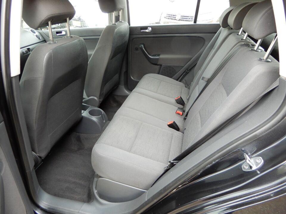 VW Golf Plus 1,9 TDi Comfortline Diesel modelår 2005 km