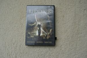 Riddick Trilogy (DVD, 2006)