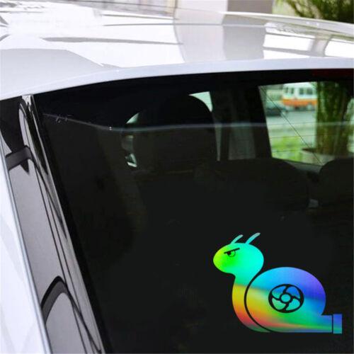 Animal Snail  Car Window Home Wall PC Sticker Bumper Laptop Truck Vinyl Decal