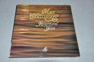 Raymond-Fau-Mes-Chansons-France-70s-80s-Album-Vinyl-Schallplatte-LP