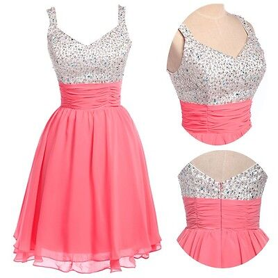 CLEARANCE~ Short Prom Dress Evening Party Ball Gown Homecoming Dresses PLUS SIZE