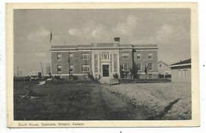 Cochrane-District-COCHRANE-ONTARIO-Court-House-Publisher-PECO