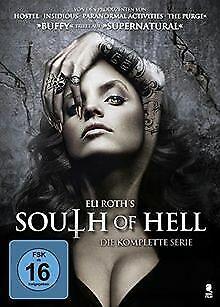 Eli Roth's South of Hell [2 DVDs] von Eli Roth, Ti West   DVD   Zustand sehr gut