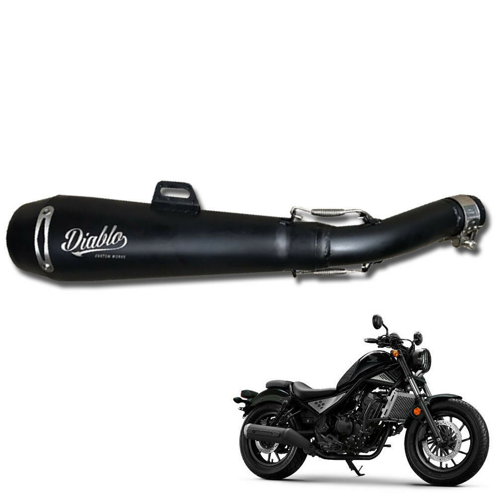 Honda Rebel Exhaust Pipes - Ronniebrownlifesystems