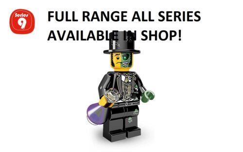 Lego Mr Good and Evil/Dr. Jekyll et M. Hyde série 9 non ouvert neuf scellé