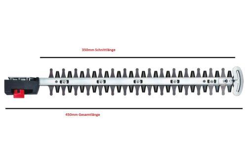 624575000 Metabo Heckenscherenmesser für HS 8645 bis 8675 Quick 450 mm