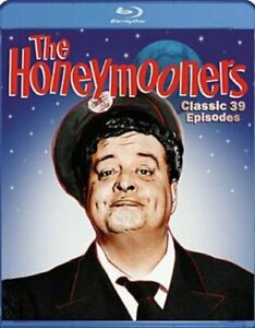 The-Honeymooners-Classic-39-Episodes-Complete-Series-Blu-Ray-NEW-Sealed