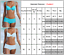 Indexbild 8 - Damen Badeanzug Tankini Bikini Set Bademode Sports Boxershorts Schwimmkleidung