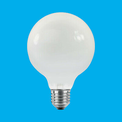 8x 100W Dimmable Clear GLS Standard Incandescent Light Bulbs ES E27 Screw Lamps