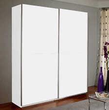 Camera armadio 2 ante scorrevoli bianco 181 x 197