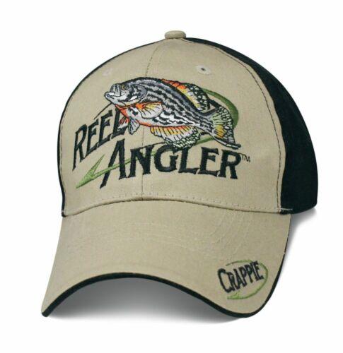 Angler Cap Kappe Mütze  Fishing Angeln Mütze Fischen Reel Angler Sonnenbarsch