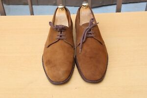 8 Daim Vintage jones Shoes Chaussure Crockett 42 E Etat Excellent IwZXg6