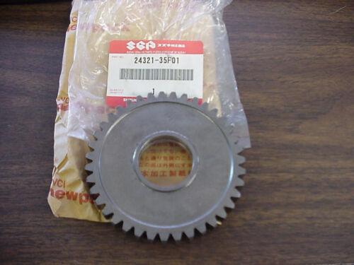 Suzuki 2000-2003 GSX R750 Second Driven Gear 24321-35F01
