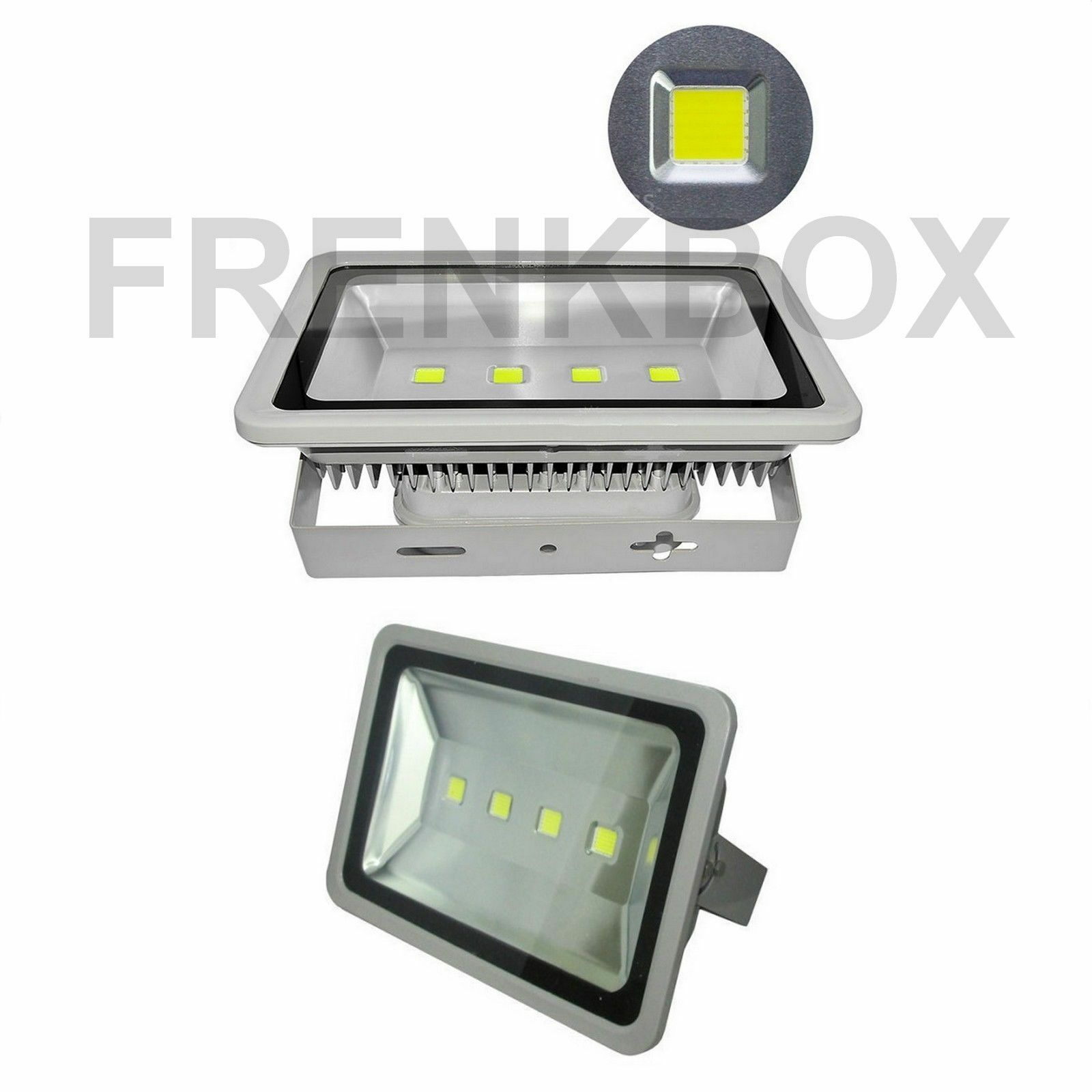 Faro faretto a led 200 W WATT da esterno IP65 luce blancoo alta luminosità