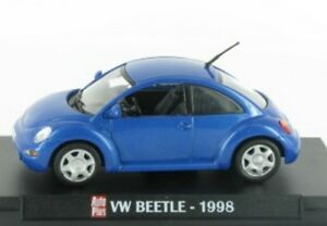VOLKSWAGEN-VW-New-Beetle-1998-1-43-CAR-MODELLBAU-DIECAST-AUTO-COLLECTION-52