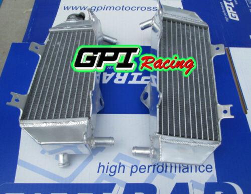 FOR HONDA CRF250 CRF250R CRF 250R 2010-2013 2011 2012 Aluminum radiator