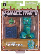 "Minecraft Series 3 Charged Creeper 2.75"" Action Figure"