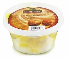 Okay Shea Butter Jar Chunks Yellow, 10 oz