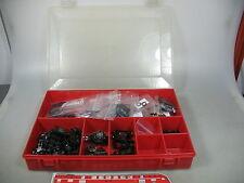 AE635-3# Sortiments-Box mit H0/DC-Ersatzteilen Roco, Trix  etc