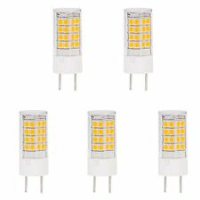 HERO-LED G86-51S-WW T4 GY8.6 LED Halogen Replacement Bulb, 3.5W, 35W Equivalent,