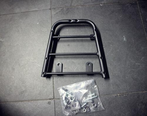 Suzuki V Strom Gepäckträger schwarz matt Top Case Träger Topcase Carrier