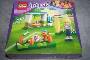 Lego Friends - Set 41011 - [ L'entrainement De Football ] - 76 Pieces Marchandises De Proximité