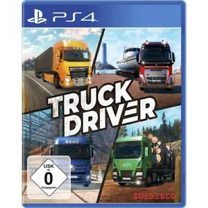Truck Driver PS4 USK: 0