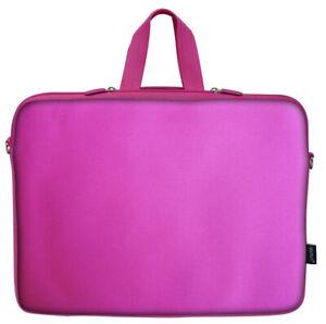 """15/"""" Case Computer Bag Cover Sleeve Shoulder Strap For 15.4/"""" 15.5/"""" 15.6/"""" Laptop"""