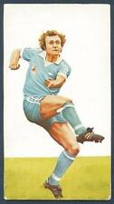 GOLDEN WONDER 1978 SOCCER ALL STARS-#05-MANCHESTER CITY & ENGLAND-DENNIS TUEART