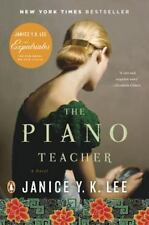 The Piano Teacher by Janice Y. K. Lee (2009, Paperback)