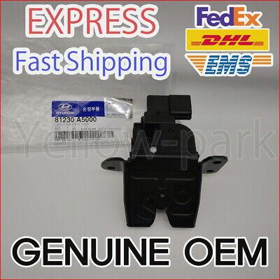 HYUNDAI Genuine OEM Kia Latch Assembly Tail Gate 81230-A5000