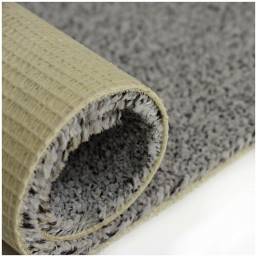 Quality Twist Grey Fleck Heavy Domestic Action Back 4m Wide Carpet £10m²