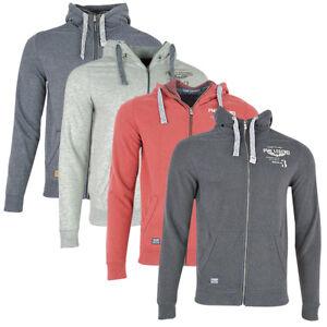 reputable site 291f0 396e4 Details zu PME Legend Herren Hoodie Sweatshirt Jacke Rot Blau Grau  Kapuzenpullover Männer