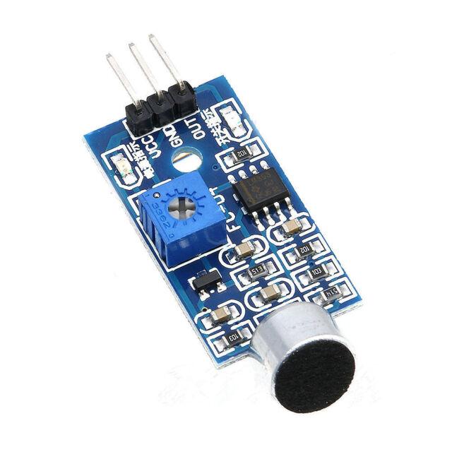 Microphone Sensor High Sensitivity Sound Detection Module For Arduino_mc