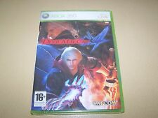 Devil May Cry 4 Xbox 360 **New & Sealed**