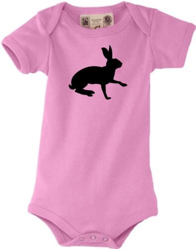 Daim Baby Body amusante Tiermotive lièvre